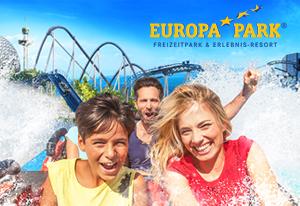 Erlebnisaufenthalt im Europa-Park