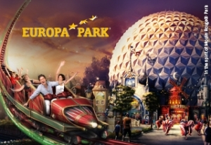 Aufenthalt im Europa-Park / séjour à Europa-Park*