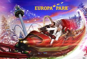 Erlebnisaufenthalt im Europa-Park*