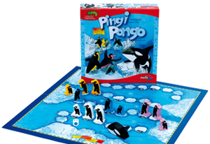 Pingi Pongo von Noris Spiele