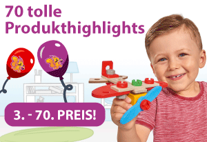 70 tolle Produkthighlights