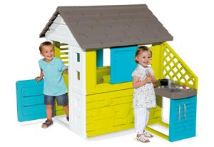 Pretty Haus mit Küche von Smoby